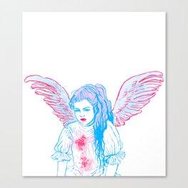 Art Angel Canvas Print