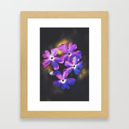 Watch Me Unfold Framed Art Print