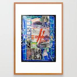 Hfi Framed Art Print