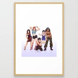 Kirkwall Girls Framed Art Print