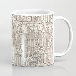 Ancient Greece natural Coffee Mug