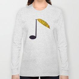 Natural Music Long Sleeve T-shirt
