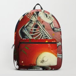 Day of the Dead Lovers Backpack