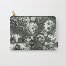 Steel gears Carry-All Pouch