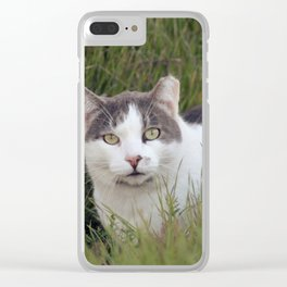 Wary Clear iPhone Case