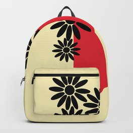 Abstract Vase Backpack