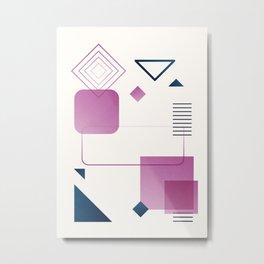 Modern Design 03 Metal Print