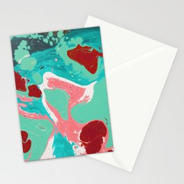 Marble texture 20 Stationery Cards