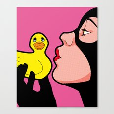 Tweety & Sylvester Canvas Print