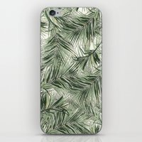 palms iPhone & iPod Skins featuring palms by .eg.