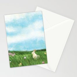 Easter Prairie 1a Stationery Cards
