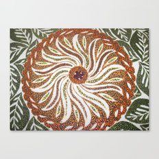 Flower #3 Canvas Print