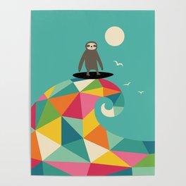 Surfs Up Poster