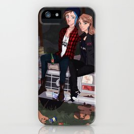 Life is Strange: Amberprice and Stars iPhone Case