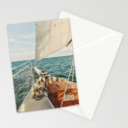 Open Ocean Sailing Stationery Cards