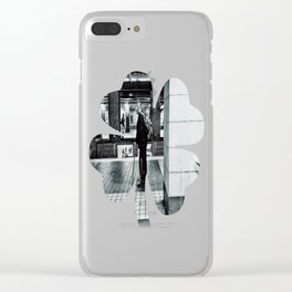 To Alewife Clear iPhone Case