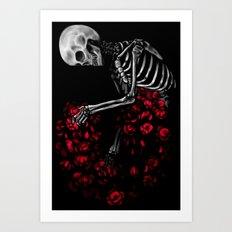 Abegnation Art Print