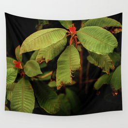 Scarred Heart Wall Tapestry