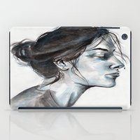 lucy iPad Cases featuring Lucy by Chloe Gibb