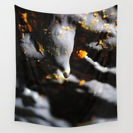 Lava tube cave Wall Tapestry