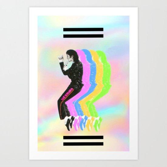 You know I fell Art Print