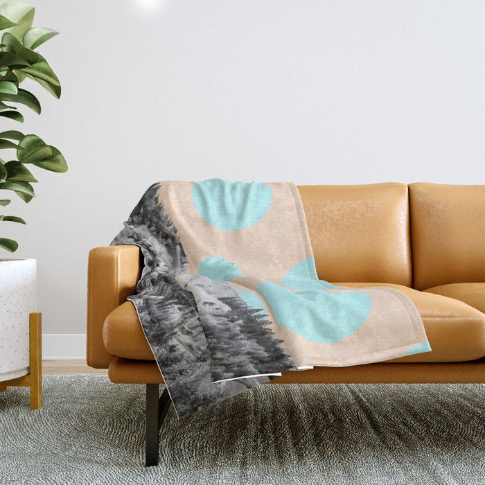 Landscape Urbanism #society6 #decor #buyart Throw Blanket