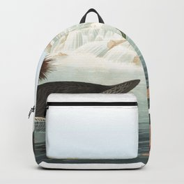 Goosander, Birds of America, Audubon Plate 331 Backpack