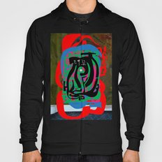 Hearts and Minds Are Not Straight Lines Never Let The Mind Go Asinine  Hoody