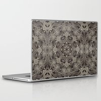 spiritual Laptop & iPad Skins featuring Spiritual Mantra by Diego Tirigall