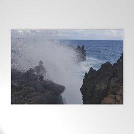 Ocean Explosion Welcome Mat