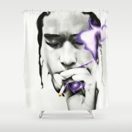 A$AP Shower Curtain