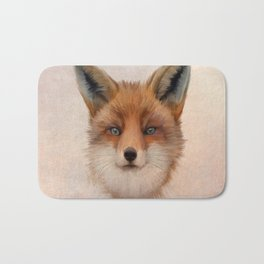 Vulpes vulpes - Red Fox Bath Mat
