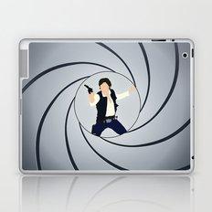 Han Solo 007 Laptop & iPad Skin