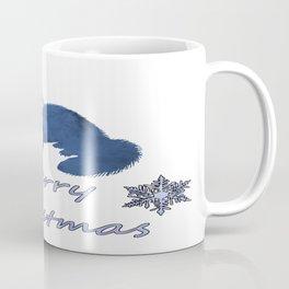 Santa Ferret Coffee Mug