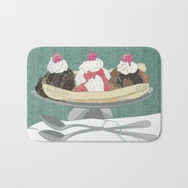 Banana Split Bath Mat