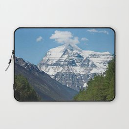Mount Robson Photography Print Laptop Sleeve