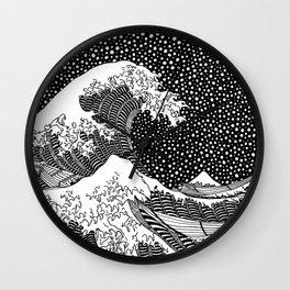 Hokusai - The Great Wave of Kanagawa Wall Clock