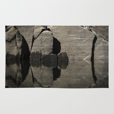 Water Rock Rug