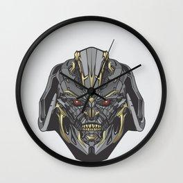 i'm megatron Wall Clock