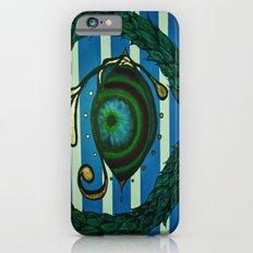 Eye, Greek Olive iPhone 6s Slim Case