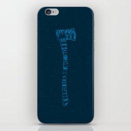 Donnie Darko iPhone Skin
