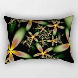 Gently Glowing Rectangular Pillow