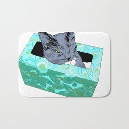 #inktober2016:box Bath Mat