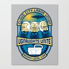 Ugnaughts Unite Canvas Print