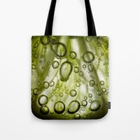 lime Tote Bags featuring Lime by Ryan Zimmermann