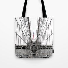 The Brooklyn Bridge Tote Bag