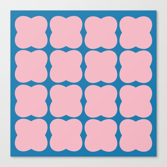 Bubble Gum Canvas Print
