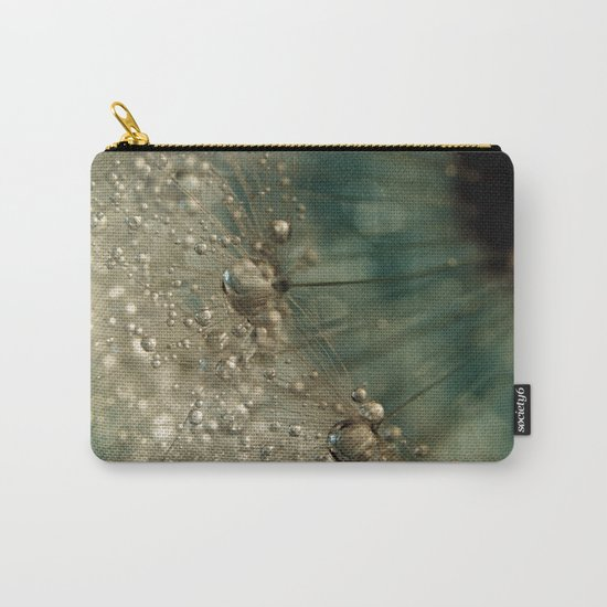 Dandy Clock Blues Carry-All Pouch