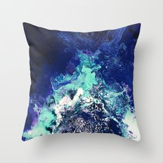 Gatria - Abstract Costellation Painting Throw Pillow