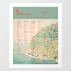 The Visual Mixtape 2010 | Riot On An Empty Street | 09 / 25 Art Print